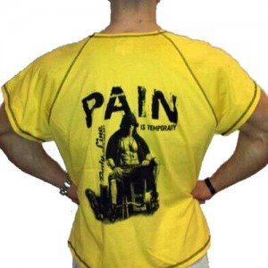 tricou-pain-is-temporary-bodyline