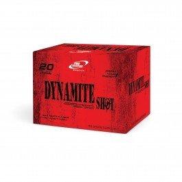 dynamite shot pre workout energizant