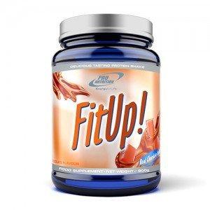 FitUp! - arome zmeura, capsuni, ciocolata, ananas