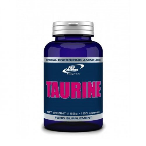 Taurine 100 capsule - Pro Nutrition