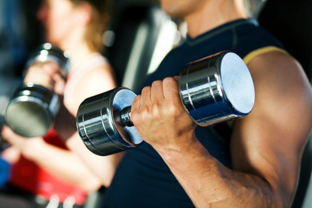 antrenamente si exercitii pentru sala