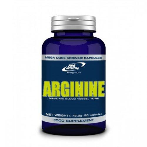 arginine capsule pro nutrition