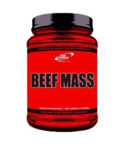 beef mass - pro nutrition