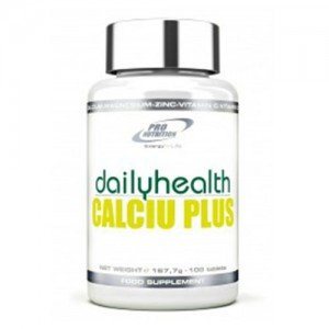 Calciu Plus women pro nutrition