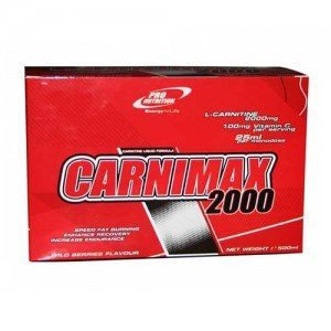 CARNIMAX 2000 - 20 Sustine crearea de energie din grasimi