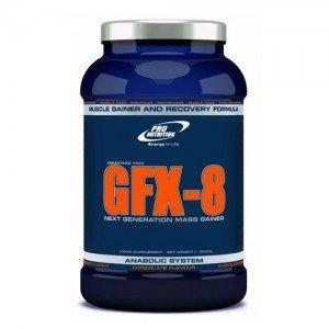 gfx 8 - pro nutrition masa musculara