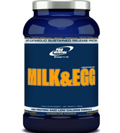 Milk & Egg pro nutrition