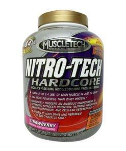 nitro tech - muscletech