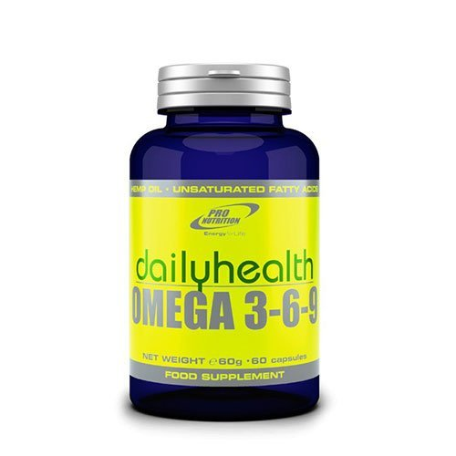 Omega 3-6-9 pro nutrition