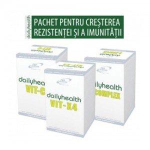 pachet pentru cresterea rezistentei si a imunitatii