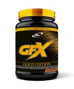 GFX GOLD EDITION - cresterea masei musculare