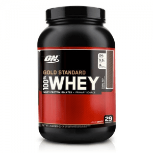 100% Gold Standard Whey -353