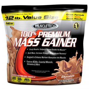 100% PREMIUM MASS GAINER-91