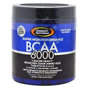 bcaa 6000 gaspari nutrition