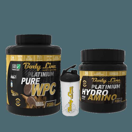 pachet body line muscle&no fat