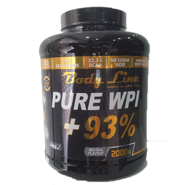 BODYLINE PURE WPI 93%