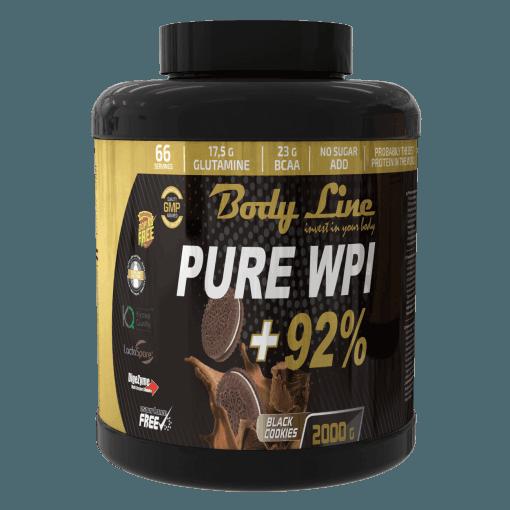 Proteine din zer izolat - pure wpi 92%