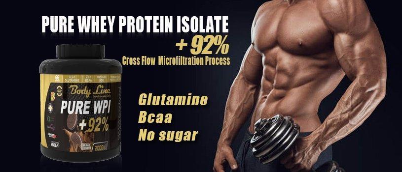 Pure WPI 92% - zolat proteic din zer